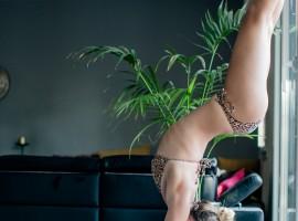 pratique personnelle de yoga